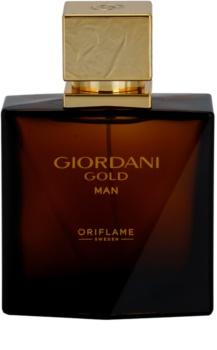 Oriflame Giordani Gold Man Eau de Toilette für Herren 75 ml