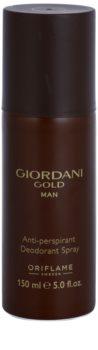 Oriflame Giordani Gold Man deospray pre mužov