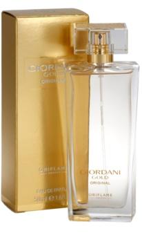 Oriflame Giordani Gold Original Eau de Parfum voor Vrouwen  50 ml