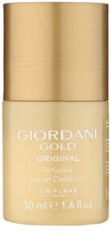 Oriflame Giordani Gold Original dezodorant w kulce dla kobiet 50 ml