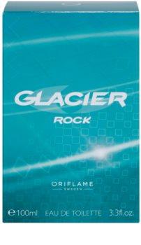 Oriflame Glacier Rock Eau de Toilette unissexo 100 ml