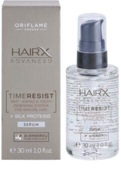 Oriflame HairX Advanced Time Resist omlazující sérum na vlasy