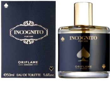 oriflame incognito for him
