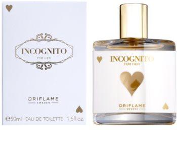 Oriflame Incognito woda toaletowa dla kobiet 50 ml