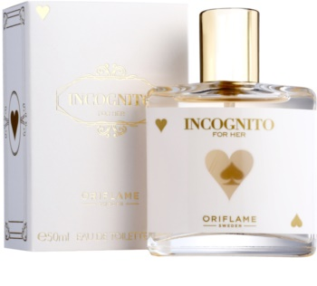 Oriflame Incognito Eau de Toilette for Women 50 ml