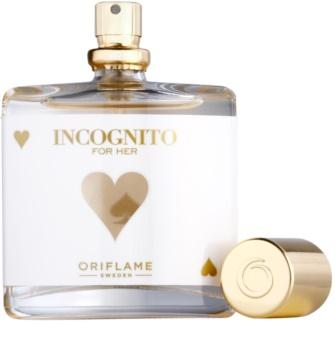 Oriflame Incognito eau de toilette pour femme 50 ml