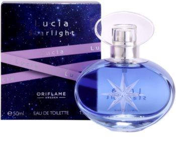 Oriflame Lucia Starlight Eau de Toilette voor Vrouwen  50 ml