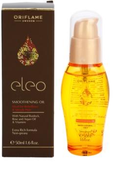 Oriflame Eleo olejek wygładzający do włosów trudno poddających się stylizacji