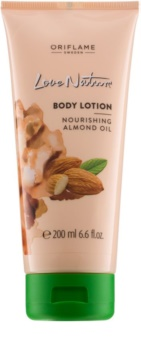 Oriflame Love Nature Body Lotion With Almond Oil