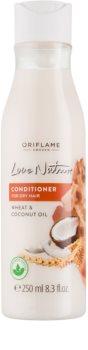 Oriflame Love Nature condicionador para cabelo seco
