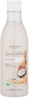 Oriflame Love Nature šampon pro suché vlasy