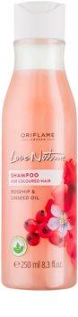 Oriflame Love Nature szampon do włosów farbowanych