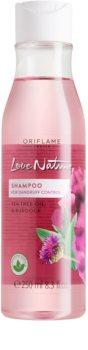 Oriflame Love Nature šampon proti lupům