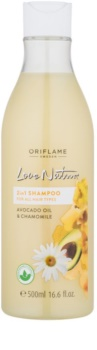 Oriflame Love Nature Shampoo für alle Haartypen