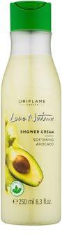 Oriflame Love Nature creme de duche com abacate