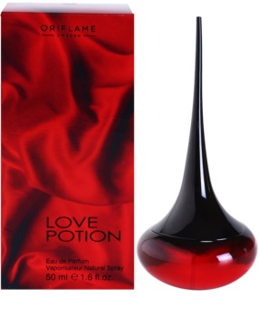 Oriflame Love Potion eau de parfum para mulheres 50 ml