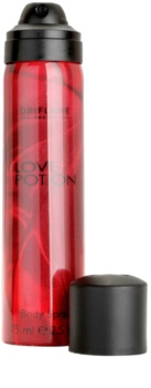 Oriflame Love Potion Deo Spray voor Vrouwen  75 ml