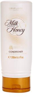 Oriflame Milk & Honey Gold odżywka odżywiająca do włosów