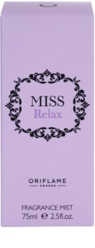 Oriflame Miss Relax Body Spray for Women 75 ml