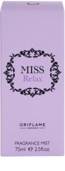 Oriflame Miss Relax spray de corpo para mulheres 75 ml