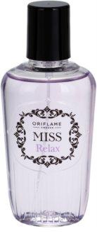 Oriflame Miss Relax spray pentru corp pentru femei 75 ml