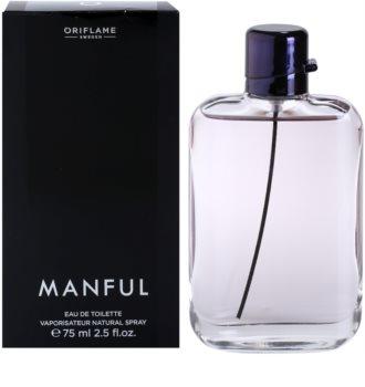 Oriflame Manful eau de toilette pentru barbati 75 ml
