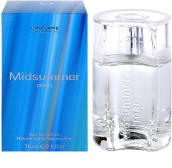 Oriflame Midsummer Man Eau de Toilette Herren 75 ml