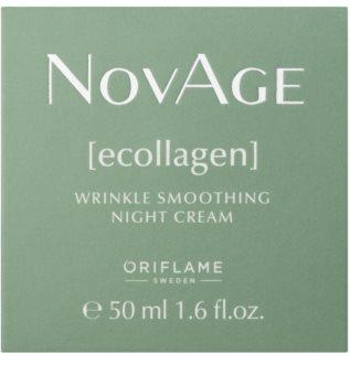 Oriflame Novage Ecollagen Nachtcreme gegen Falten