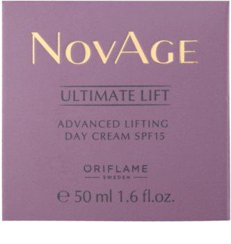 Oriflame Novage Ultimate Lift denný liftingový krém SPF 15