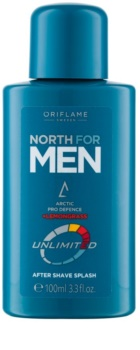 Oriflame North For Men loción after shave