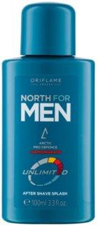 Oriflame North For Men loción after shave