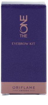 Oriflame The One Set für perfekte Augenbrauen