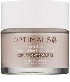 Oriflame Optimals Night Renewal Cream