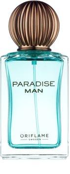 Oriflame Paradise Eau de Toilette für Herren 75 ml