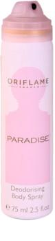Oriflame Paradise deospray pro ženy 75 ml
