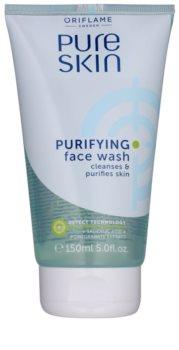 Oriflame Pure Skin gel limpiador para todo tipo de pieles