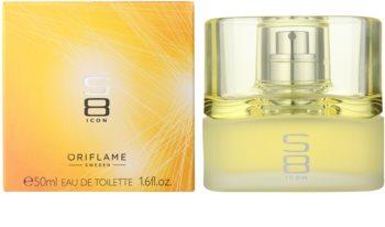 Oriflame S8 Icon Eau de Toilette voor Mannen 50 ml
