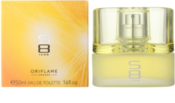 Oriflame S8 Icon woda toaletowa dla mężczyzn 50 ml