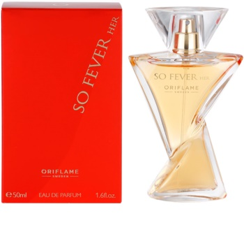 Oriflame So Fever Her Eau de Parfum für Damen 50 ml