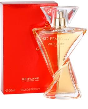 Oriflame So Fever Her eau de parfum pentru femei 50 ml