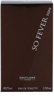 Oriflame So Fever Him eau de toilette férfiaknak 75 ml