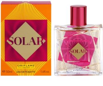 Oriflame Solar woda toaletowa dla kobiet 50 ml