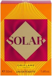 Oriflame Solar toaletná voda pre ženy 50 ml
