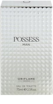 Oriflame Possess Man eau de toilette pour homme 75 ml