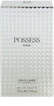 Oriflame Possess Man Eau de Toilette voor Mannen 75 ml