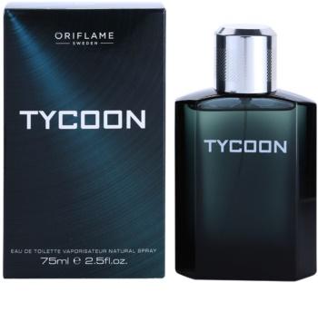 Oriflame Tycoon eau de toilette férfiaknak 75 ml