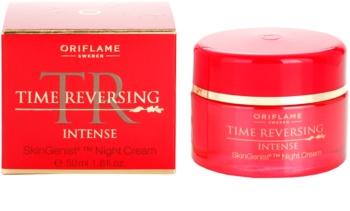 Oriflame Time Reversing Intense creme de noite suavizante para refirmação de pele
