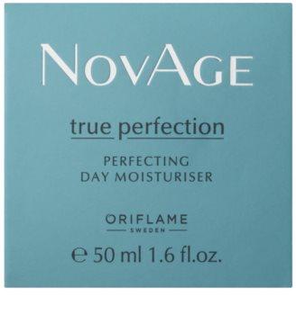 Oriflame Novage True Perfection rozjasňující a hydratační krém pro dokonalou pleť