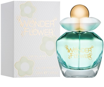 Oriflame Wonder Flower Eau de Toilette Damen 50 ml
