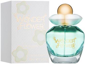 Oriflame Wonder Flower Eau de Toilette voor Vrouwen  50 ml